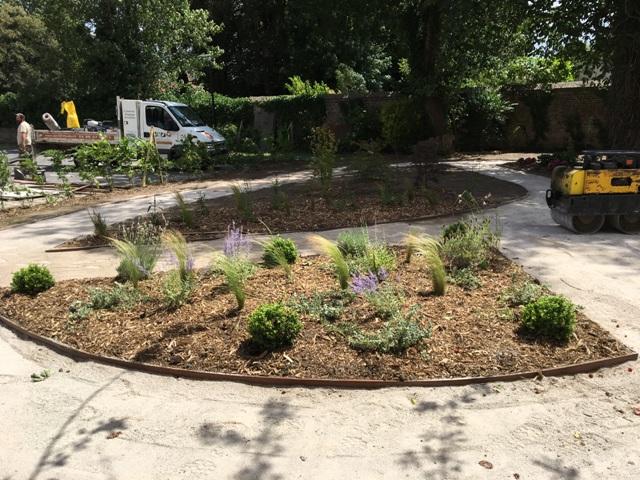création jardin professionnel Lille 2