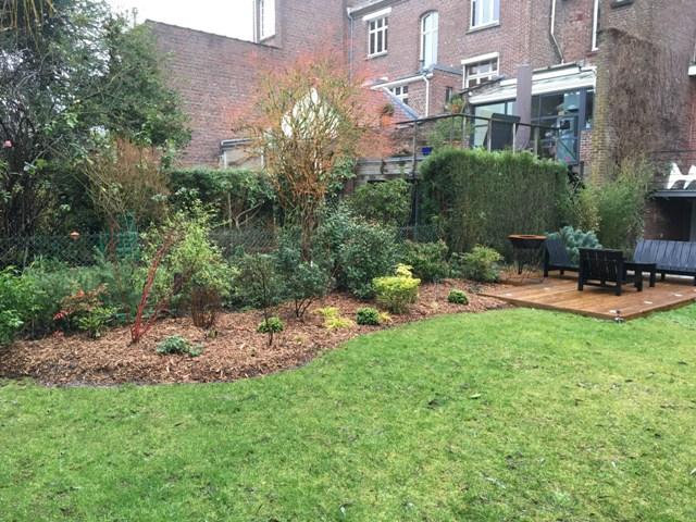 Création de jardin près de Lille