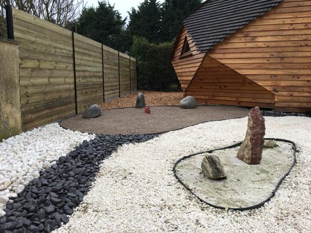 Jardin japonais près de Lille