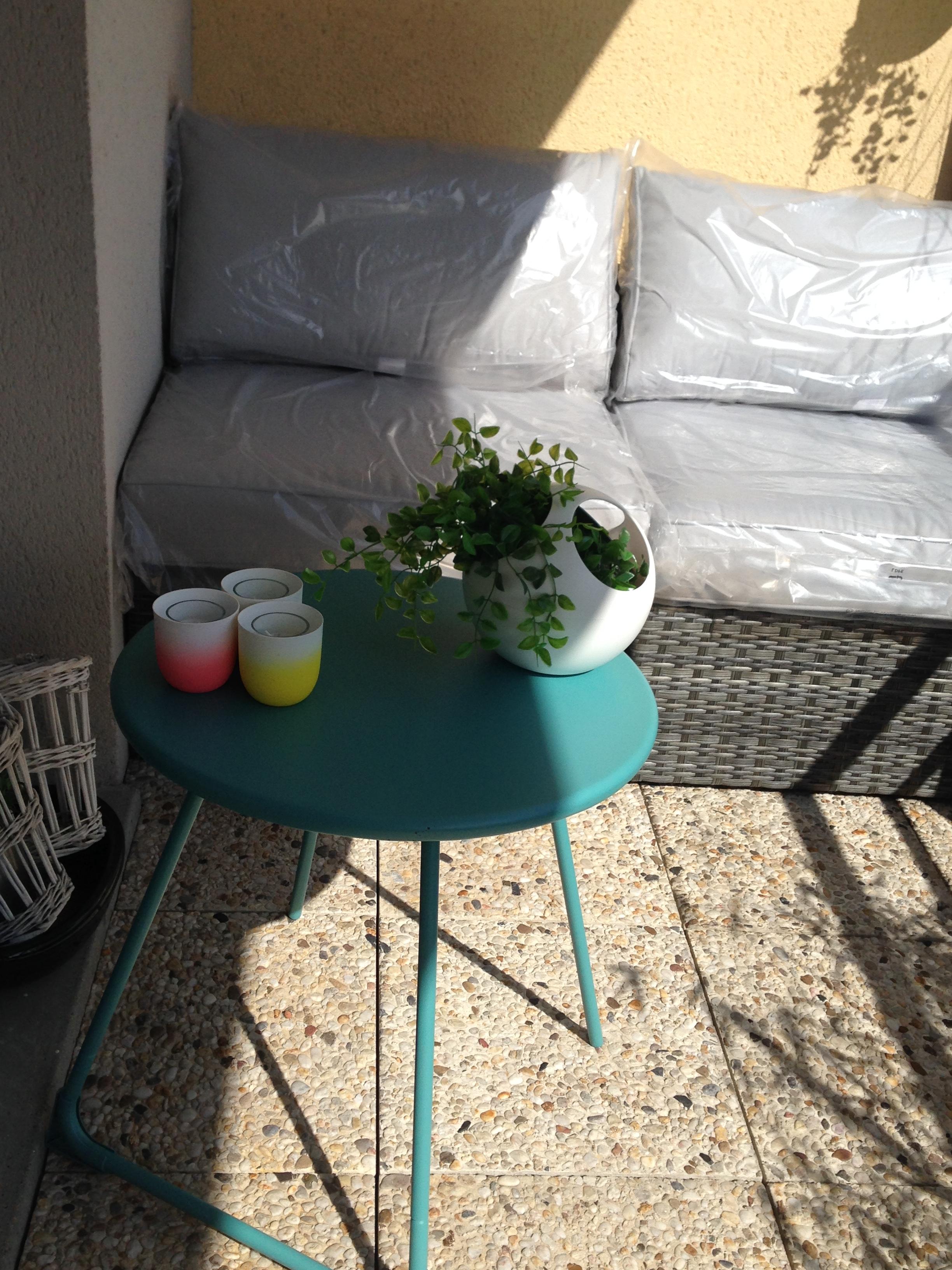 Achat et installation de mobilier et Déco à pour aménagement terrasse à Lille