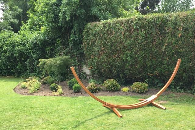 coin détente jardin charme moderne près de Lille